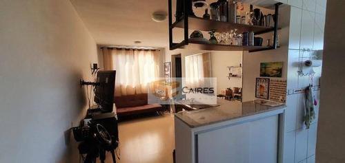 Apartamento Com 2 Dormitórios À Venda, 45 M² Por R$ 250.000,00 - Jardim Boa Esperança - Campinas/sp - Ap7898