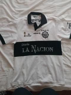 Camisa Olímpia Do Paraguai Anos 90 Sem Número