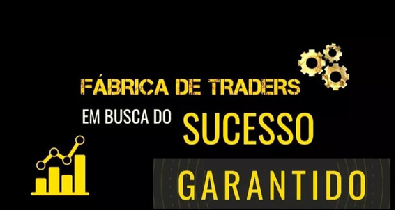 Curso Completo, Fabrica De Trader. Thalisson Santos