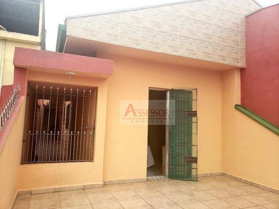 Casa Assobradada - R$ 380.000,00 - Vila Nhocuné - Ca0041