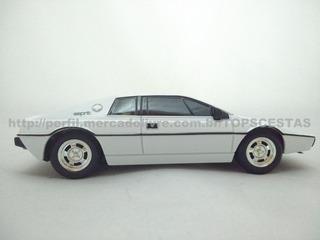 Ler O Anúncio! Carro Carrinho Lotus Esprit S1 Filme 007 Som