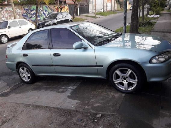 Honda Civic 1993 Automatico Full!!