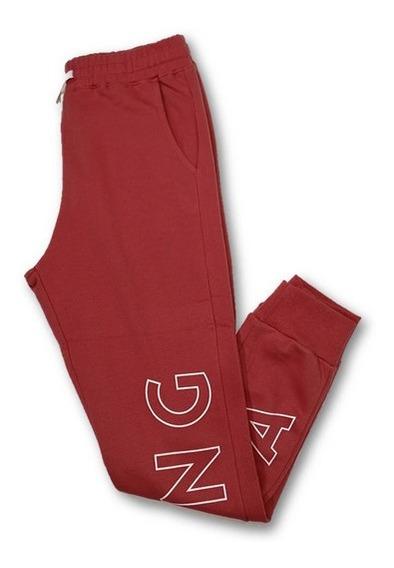 Pantalon Billabong Legacy Rojo Mujer