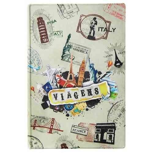 Album Fotográfico - Viagens (500 Fotos - 10x15) - 75103
