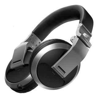 Auriculares Pioneer Dj Hdj-x5 Profesional Over Ear Silver