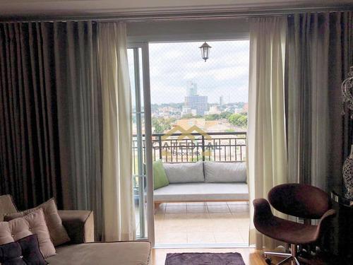 Imagem 1 de 27 de Apartamento À Venda, 157 M² Por R$ 1.360.000,00 - Jardim Campos Elísios - Jundiaí/sp - Ap0176
