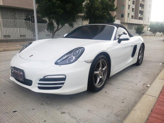 Porsche Boxster Automatico Modelo 2014