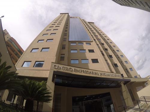 Loja Nova Para Venda Ou Locação No Jardim Botanico No Edificio Centro Empresarial Jardim Botanico, 123 M2 De Area Privativa - Pt00009 - 32696087