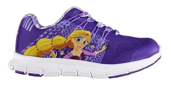 Addnice Zapatillas Niña Flex Rapunzel Cordón Violeta