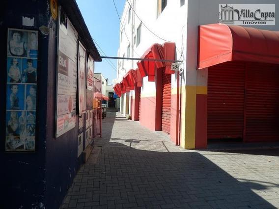 Sala Comercial Para Locação Em São José Dos Campos, Centro, 1 Banheiro - 1023a_1-659337