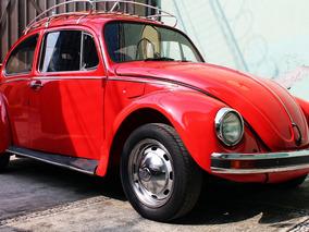 Volkswagen Sedan Vocho Auto Antiguo