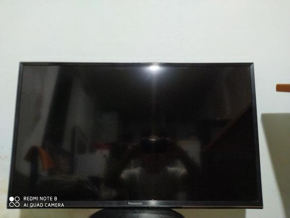 Smart Tv Panasonic 32 Com Defeito No Display.