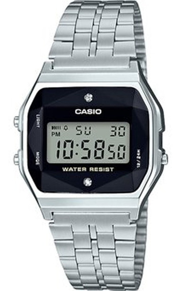 Reloj Casio Vintage Digital Diamante A159wad1vt