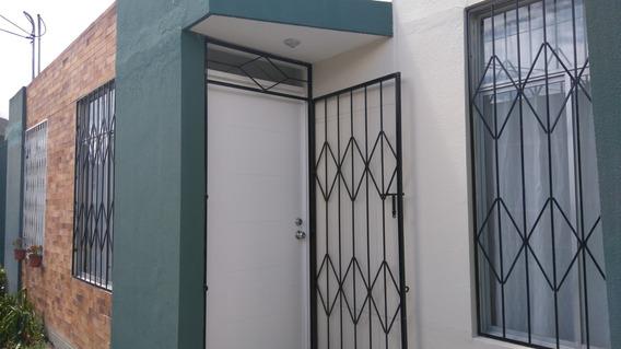 Arriendo Casa Dos Dormitorios Sector San Antonio