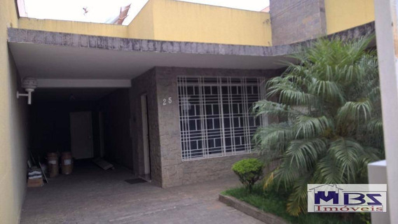 Casa Comercial À Venda, Centro, Itu. - Ca0161