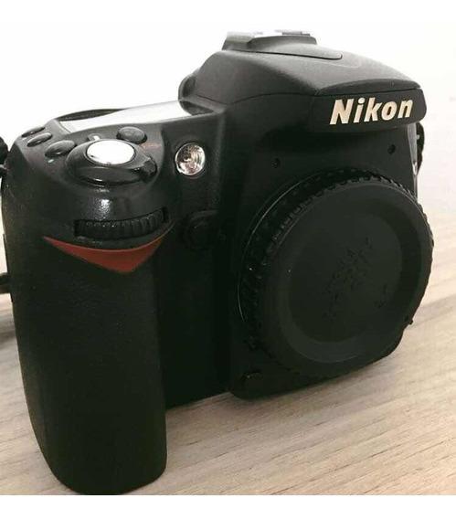 Nikon D90 (corpo) + 3 Baterias
