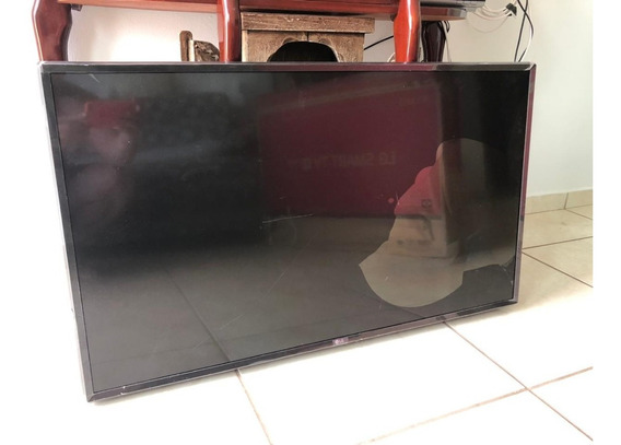 Tv 43 Smart Full Hd Tv | 43lj5550 (tela Quebrada)