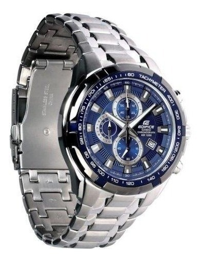 Casio Ef539d-2av Reloj Caballero, Analogo, Por Kronocity