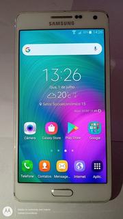 Celular Samsung A5 16gb 2gbram Branco Sm-a500m/ds