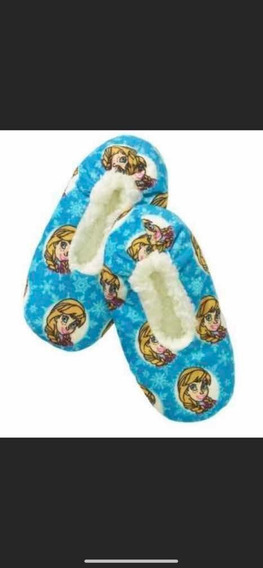 Pantufa Princesas Disney Store Eua Princesa Ana Frozen
