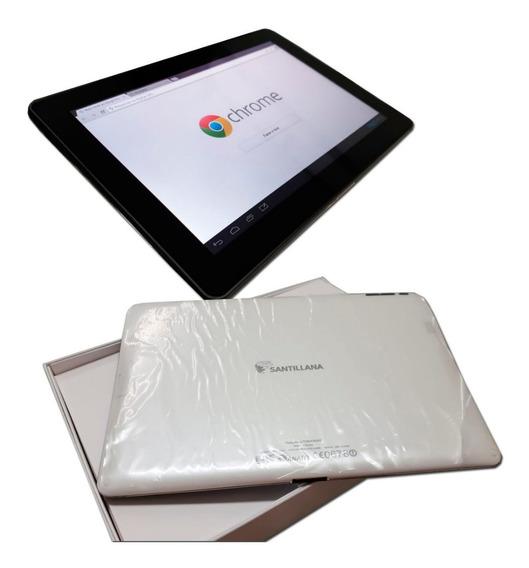 Tablet 10,1 Wifi 2,4/5g Porta Hdmi 16gb 1g Memória Ram Com Nota Fiscal