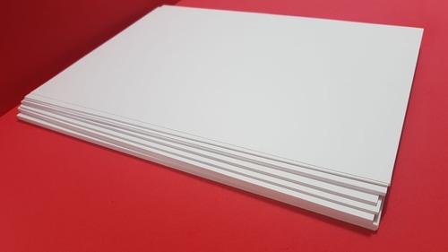 Imagen 1 de 2 de Papel Adhesivo Semibrillo A4 85 Gr.  100 Hojas