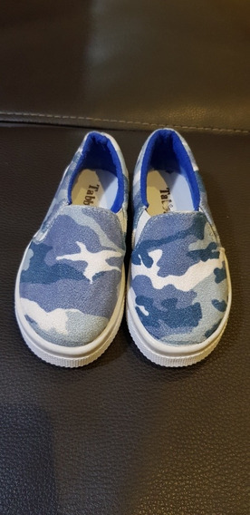 Zapatos De Niño Talla 21 En Perfecto Estado