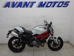 Ducati Monster 796 Abs 2013 Branca Impecável