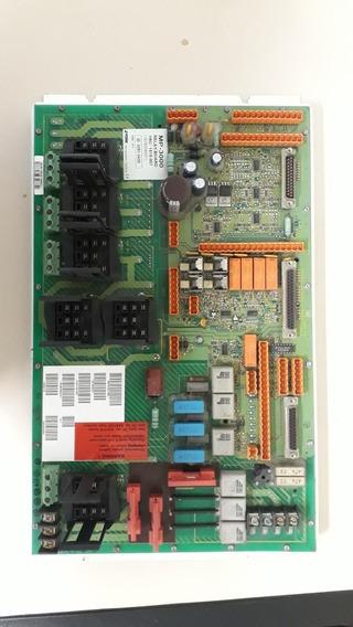 Placa Eletrônica Mp-3000 Relay Board, York Para Container Re