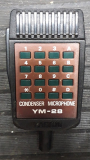 Microfone Yaesu Ym 28