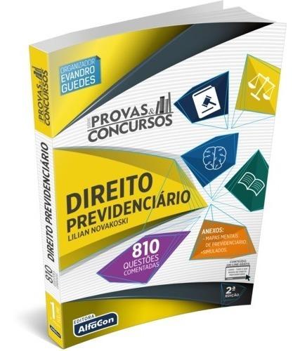 Série Provas & Concursos - Direito Previdenciário - 2ª Ed