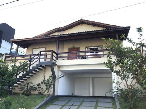 Imagem 1 de 17 de Casa Com 2 Dormitórios À Venda, 240 M² Por R$ 850.000,00 - Reserva Vale Verde - Cotia/sp - Ca1392