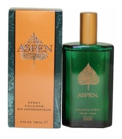 Perfume Aspen For Men Coty Masculino 118ml Original Na Caixa