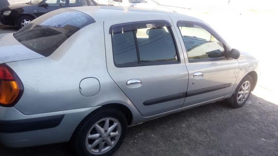 Clio Sedan 1.0 16v Gasolina