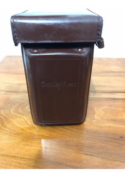 Estojo Rolleiflex 3.5f Tlr Planar 1:3.5 Rollei Germany
