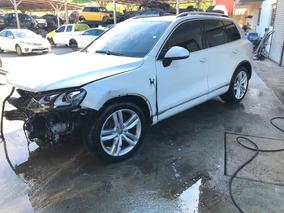 Sucata Volkswagen Touareg 4.2 V8 2014 Somente Peças