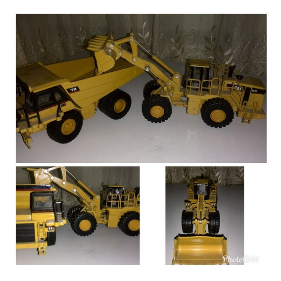 Maquinas De Construcción A Escala, Norscot.