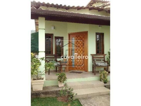 Casa Residencial À Venda, Itaipuaçu, Maricá - Ca1675. - Ca1675