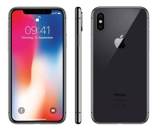 iPhone X 64gb ,negro, Impecable, Permuto Por iPhone 11 Pro