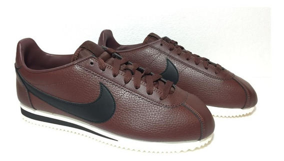 Tenis Classic Nike Cortez Leather Barkroot Brown