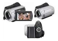 Filmadora Sony Handycam Dcr-sr45