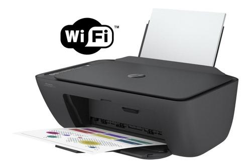 Impressora Multifuncional Hp 2774 Deskjet Colorida Wi-fi