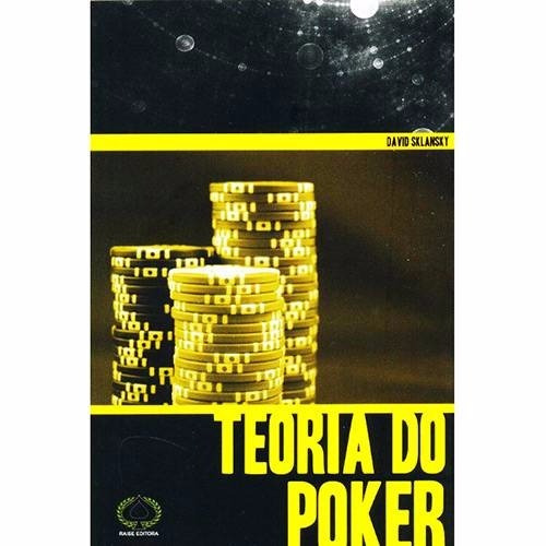 Livro Teoria Do Poker. - David Sklansky