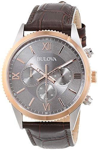 Reloj Bulova Para Caballero Modelo: 98a219 Envio Gratis
