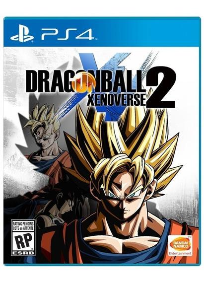 Dragon Ball Xenoverse 2 Ps4 Original Digital Psn
