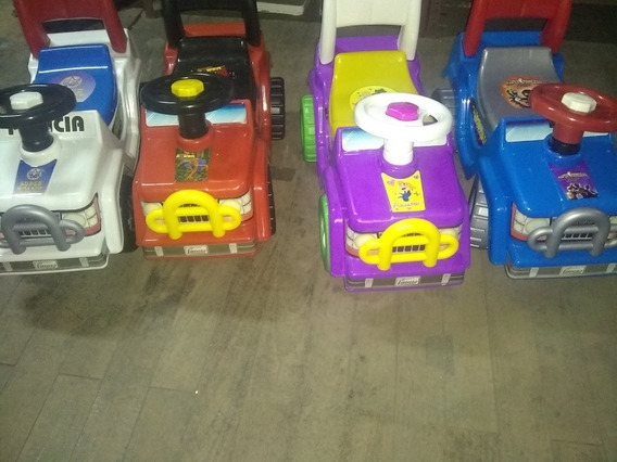 Carros Montable