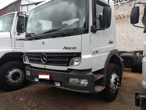 Mb Atego 1518 07/07 - Toco Chassi - R$70.000