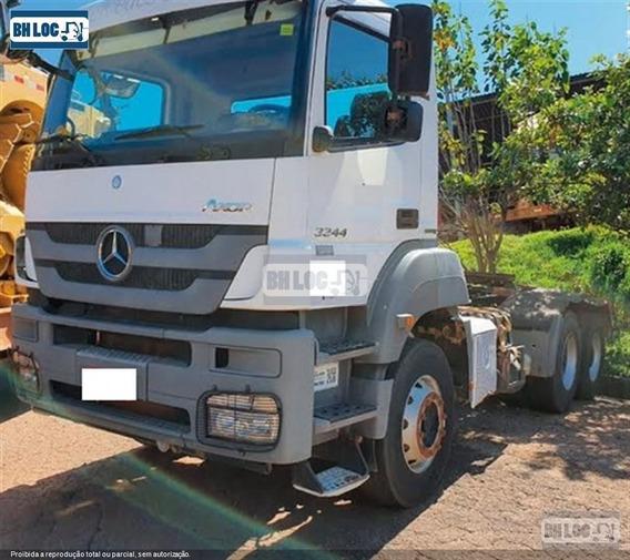Caminhão Mercedes-benz Axor 3344 S 6x4 2p (diesel Ref.185598