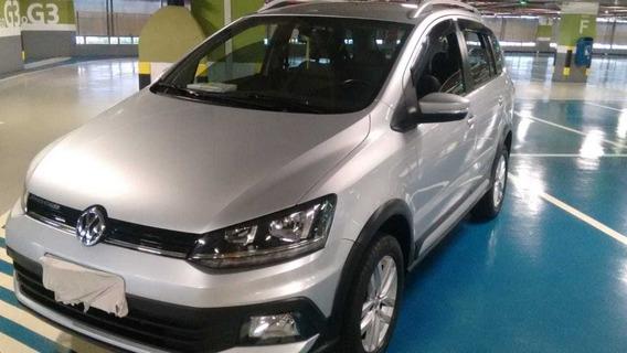 Volkswagen Space Cross 1.6 16v Msi Total Flex I-motion 5p