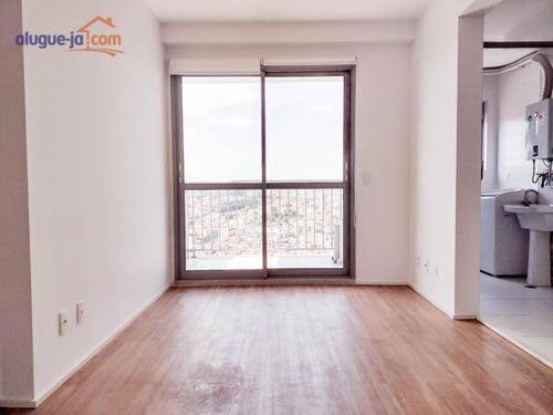 Imagem 1 de 15 de Apartamento Com 2 Dormitórios Para Alugar, 49 M² Por R$ 2.500,00/mês - Vila Santa Catarina - São Paulo/sp - Ap12823